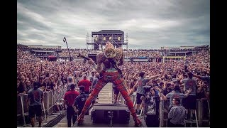 Machine Gun Kelly - Bulls On Parade ( Live At Rock On The Range 2018)
