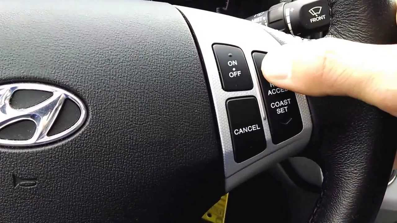 Hyundai Elantra SE Cruise Control Explanation YouTube