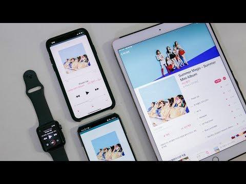애플 뮤직 쓰는 이유? 애플 뮤직의 솔직한 장�