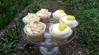 How To Make Lemon Cupcakes
