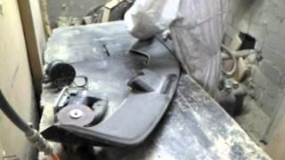 Изготовление спойлеров, материал АБС-пластик