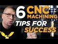 Secrets to a Successful CNC Machining Business - YouTube Questions Answered   - Vlog #23