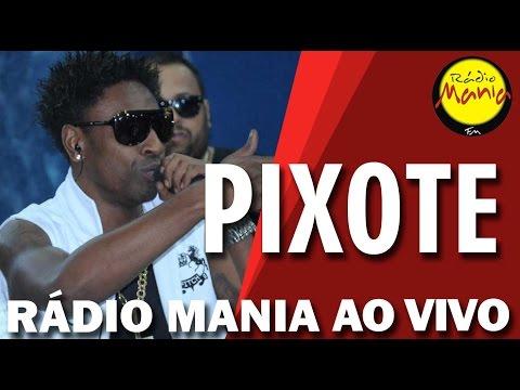 🔴 Radio Mania - Pixote - Beijo Doce