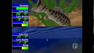 Bassmaster 2000 - Bass Fishing is Easier in Real Life