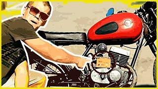 Установка АККУМУЛЯТОРА на мотоцикл МИНСК