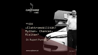 ESF climXchange #004: Dr. Rupert Puntigam - E-Mobilität