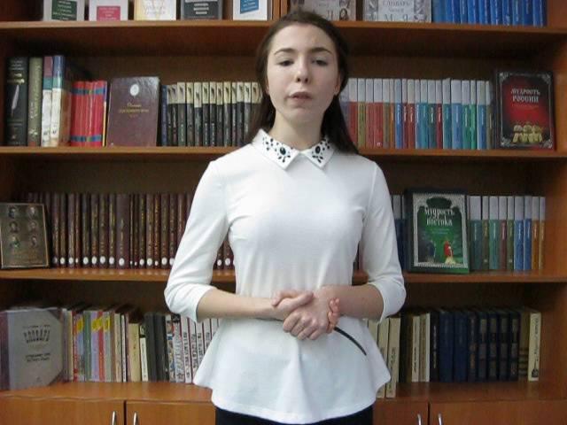 Изображение предпросмотра прочтения – СнежанаВайс читает произведение «Сонет к форме» В.Я.Брюсова