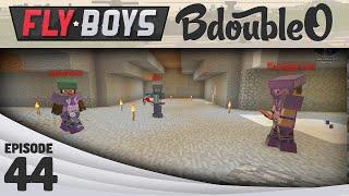 Minecraft Fly Boys :: Red Team Strat :: Episode 44