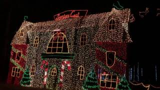 Christmas Adventures! Lights of the South!