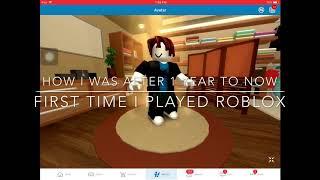 Minha evolução em Roblox Outfits//Roblox vídeos!!!