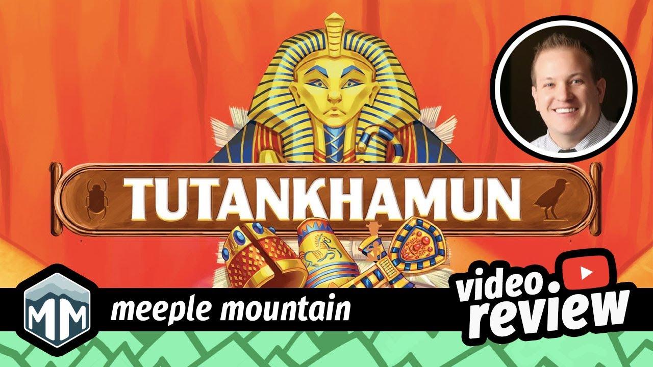 Tutankhamun Video Review & Unboxing