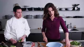 Nigella's Spicy Mint Lamb Chops | At My Table