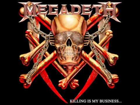 Megadeth-Mechanix