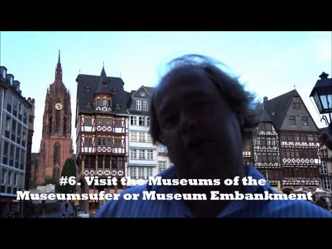 Visit Frankfurt: Top 10 Sights in Frankfurt, Germany
