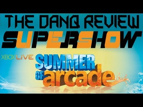 The DanQ Review - Supershow - Summer Of Arcade: THPS HD, Deadlight, Hybrid