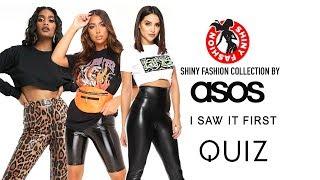 Shiny Fashion [ASOS - Quiz - ISawItFirst]