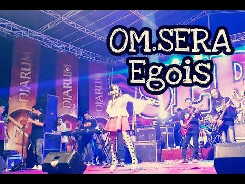 Egois - Erna AKADEMI OM. SERA LIVE Paron Ngawi