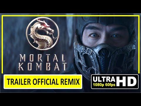 MORTAL KOMBAT (2021) | Official Song Remix Trailer