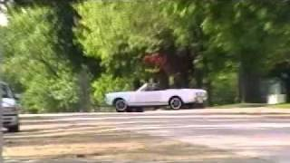 1966 ford mustang convetible 302 5 speed