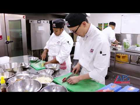 Study Commercial Cookery at Australian Professional Skills Institute – Korean student