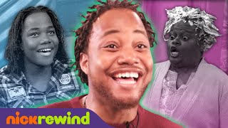 Leon Thomas III Reacts to Andre's Best Scenes on Victorious! 🎹 NickRewind