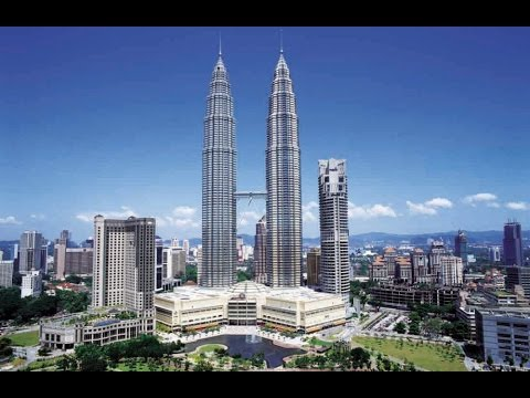 Petronas Twin Towers - YouTube