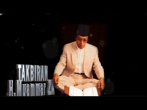 H Muammar ZA - Takbiran Versi 1 - Video Lyric