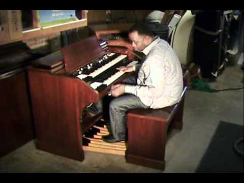 "Hammond B3/C3 Organ ""Stevie Wonder"""