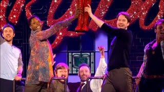 Kinky Boots the Musical - Performance on Tonight at the Palladium