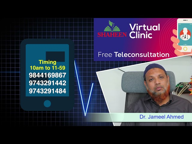 Shaheen Launches Virtual Clinic Free Online Consultancy