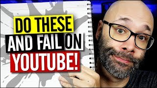 Mistakes YouTubers Make That Cause Them To Fail