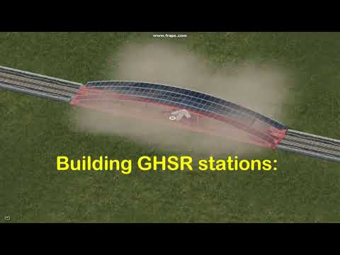 SimCity 4 High Speed Rail (HSR) Tutorial