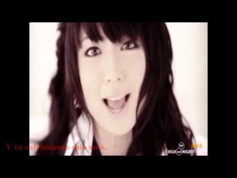 Ichirin no Hana (Flor Solitaria)-HIGH and MIGHTY COLOR [BLEACH Open. 3] Video Oficial Sub. Esp.