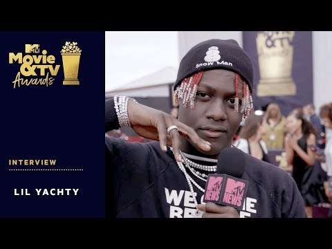 Lil Yachty on Future Film Projects | 2018 MTV Movie & TV Awards