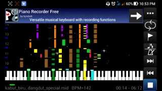 soundfont dangdut xg sf2 via Android