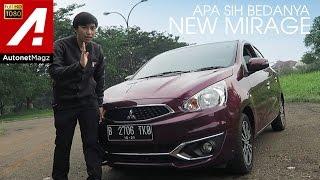 Review New Mitsubishi Mirage & test drive by AutonetMagz