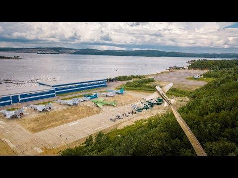 Музей ВВС СФ в Сафоново - авиаэкскурсия в Североморск