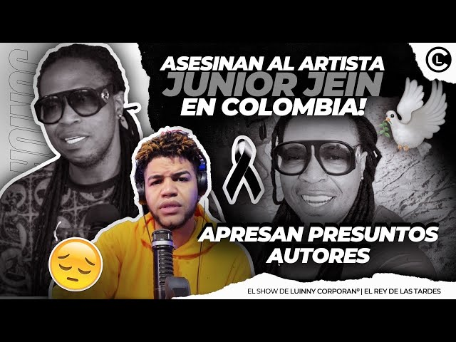 """JUNIOR JEIN ASESINADO BRUTALMENTE EN COLOMBIA """"MISTERIOSO Y EXTRAÑO CASO ES INVESTIGADO"""" DETALLES!"""