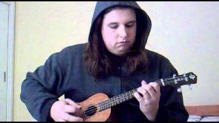 eddie vedder-light today (ukulele cover)