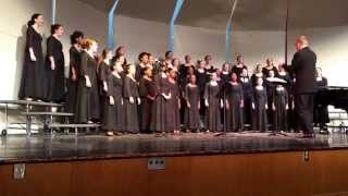 """This is the Day"" - LaVilla School of the Arts - Bel Canto - Spring Concert 2015"