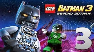 Zagrajmy w LEGO Batman 3: Poza Gotham odc.3 Kosmos
