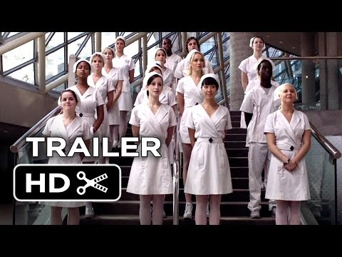 Nurse 3D Official Trailer #1 (2014) - Erotic Thriller HD