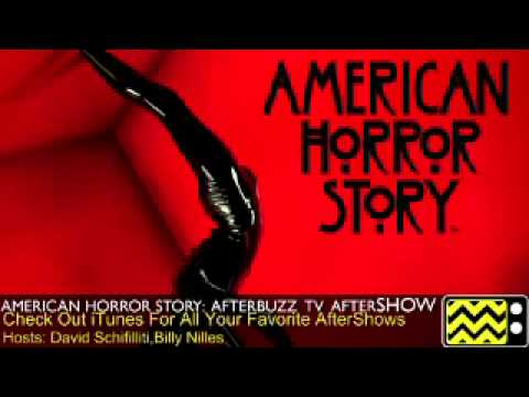 American Horror Story After Show Season 1 Episode 1