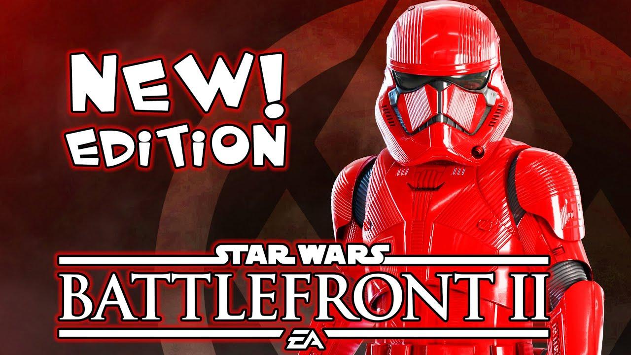 Star Wars Battlefront 2 Celebration Edition 350 Unlocks Youtube