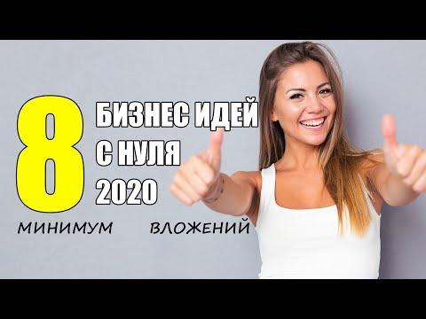 Бизнес Идеи 2020 С Нуля. Бизнес Идеи С Минимальными Вложениями