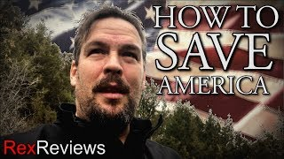 TIME OF TROUBLE - HOW TO SAVE AMERICA ~ Rex Reveals the TRUTH