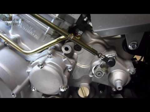Roxer\'s Garage  Клапаны системы смазки CFMOTO CF800 X8  Дополнительный прибор давления масла