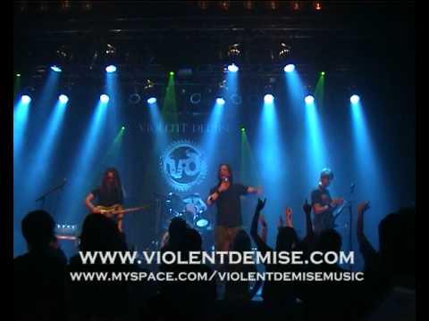 Violent Demise: lies live