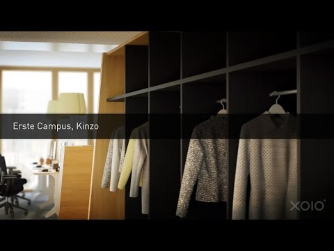 Kinzo - Erste Campus - CGI - Perfect Office