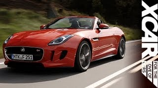 Jaguar F-Type: Road Test Review - XCAR